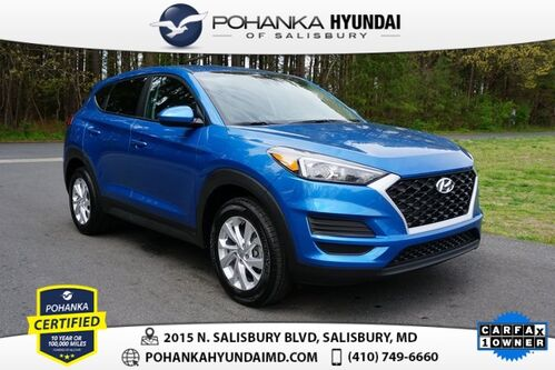 2021_Hyundai_Tucson_SE **ONE OWNER**_ Salisbury MD