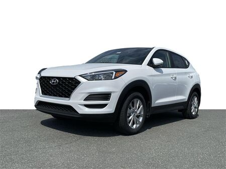 2021_Hyundai_Tucson_SE_ Salisbury MD