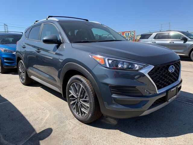 2021 Hyundai Tucson SEL National City CA