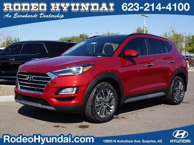 2021 Hyundai Tucson Ultimate FWD Surprise AZ