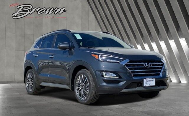 2021 Hyundai Tucson Ultimate Granbury TX