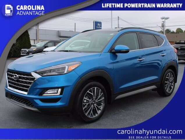 2021 Hyundai Tucson Ultimate High Point NC