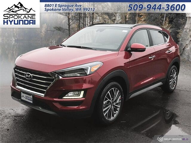2021 Hyundai Tucson Ultimate Spokane Valley WA