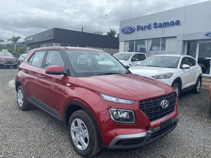 2021 Hyundai VENUE GL 1.6L GASOLINE 2WD 6-SPEED AUTOMATIC TRANSMISSION 1.6L GASOLINE 2WD AT Vaitele