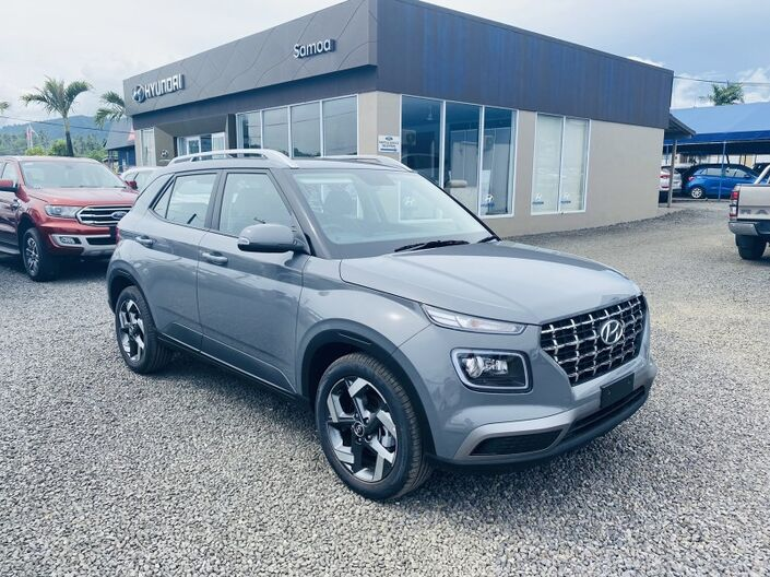 2021 Hyundai VENUE GLS 1.6L GASOLINE 2WD 6-SPEED AUTOMATIC TRANSMISSION 1.6L GASOLINE 2WD AT Vaitele