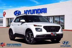 2021_Hyundai_Venue_4DR IVT SEL_ Wichita Falls TX