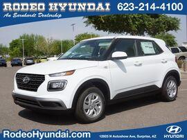 2021_Hyundai_Venue_SE IVT_ Phoenix AZ