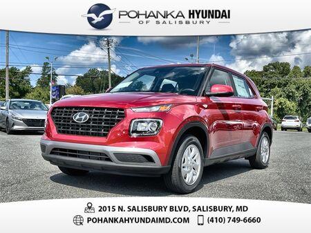 2021_Hyundai_Venue_SE_ Salisbury MD