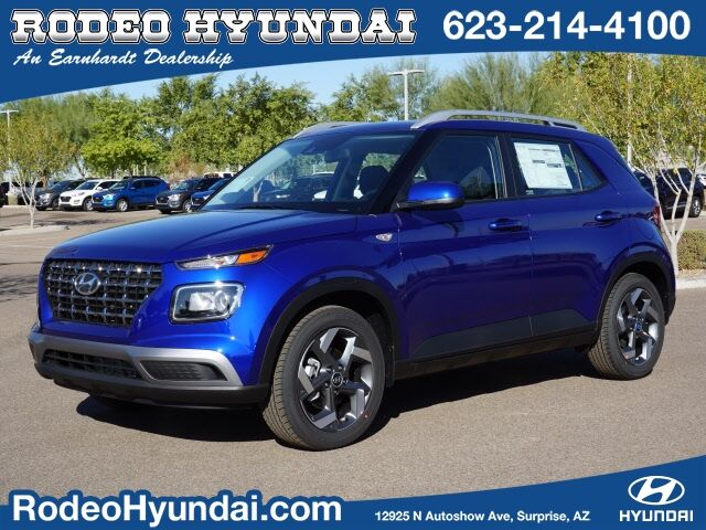 2021 Hyundai Venue SEL IVT Surprise AZ