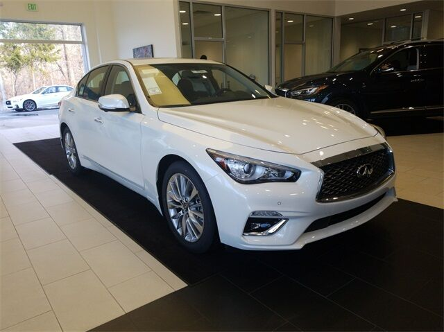 2021 INFINITI Q50 3.0t LUXE Annapolis MD