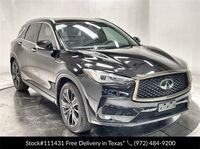 INFINITI QX50 LUXE NAV,CAM,PANO,HTD STS,BLIND SPOT,20IN WLS 2021