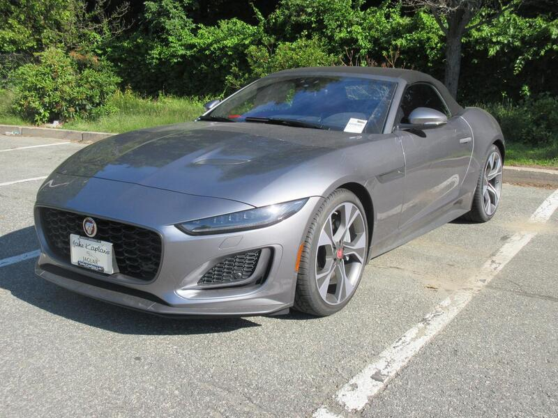 2021_Jaguar_F-TYPE_First Edition_ Warwick RI