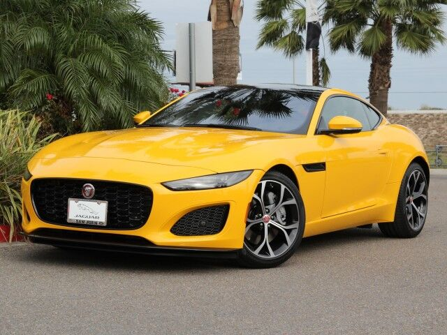 2021 Jaguar F-TYPE P300