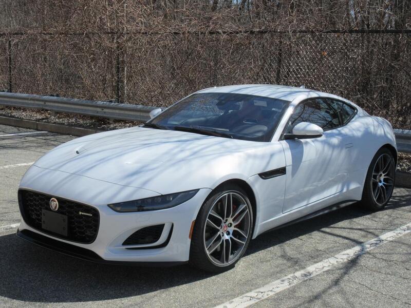2021_Jaguar_F-TYPE_R-Dynamic_ Warwick RI