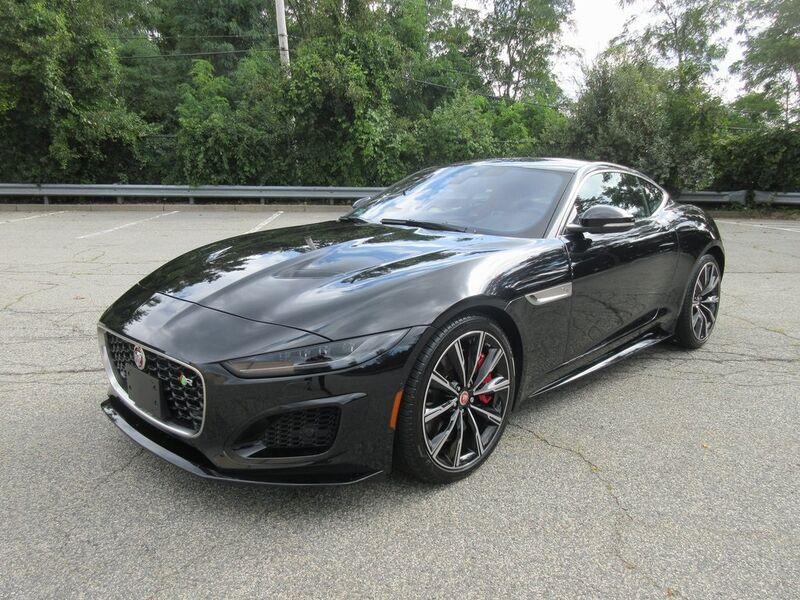 2021_Jaguar_F-TYPE_R_ Warwick RI