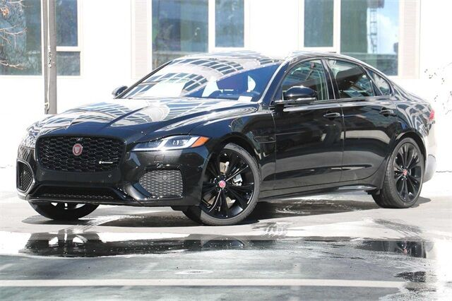 2021 Jaguar XF 2.0L San Francisco CA