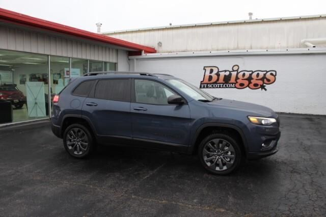 2021 Jeep CHEROKEE Fort Scott KS