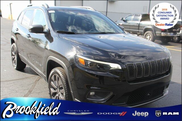 2021 Jeep Cherokee 80TH ANNIVERSARY 4X4 Benton Harbor MI