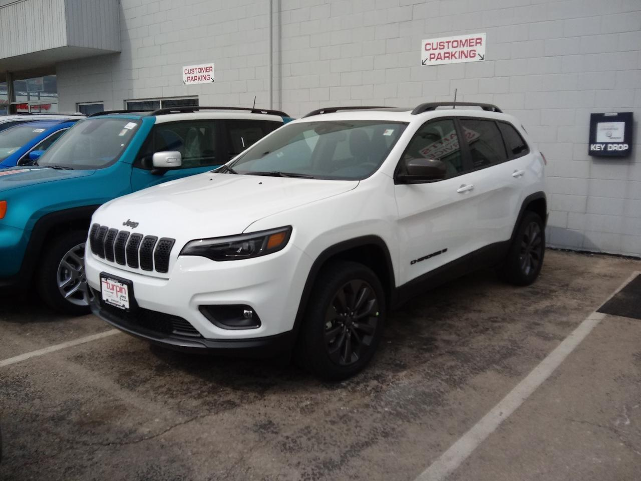 2021 Jeep Cherokee 80TH ANNIVERSARY 4X4 Dubuque IA