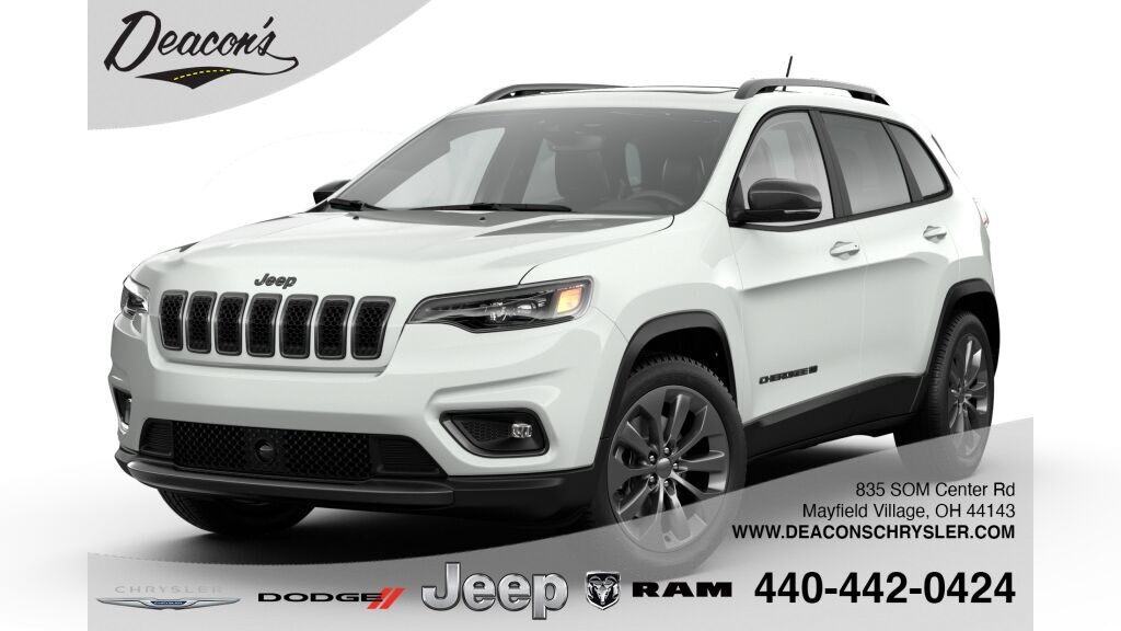 2021 Jeep Cherokee 80TH ANNIVERSARY 4X4 Mayfield Village OH