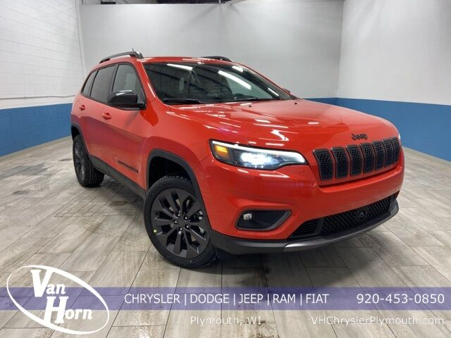 2021 Jeep Cherokee 80TH ANNIVERSARY 4X4 Plymouth WI