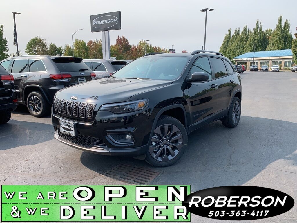2021 Jeep Cherokee 80TH ANNIVERSARY 4X4 Salem OR