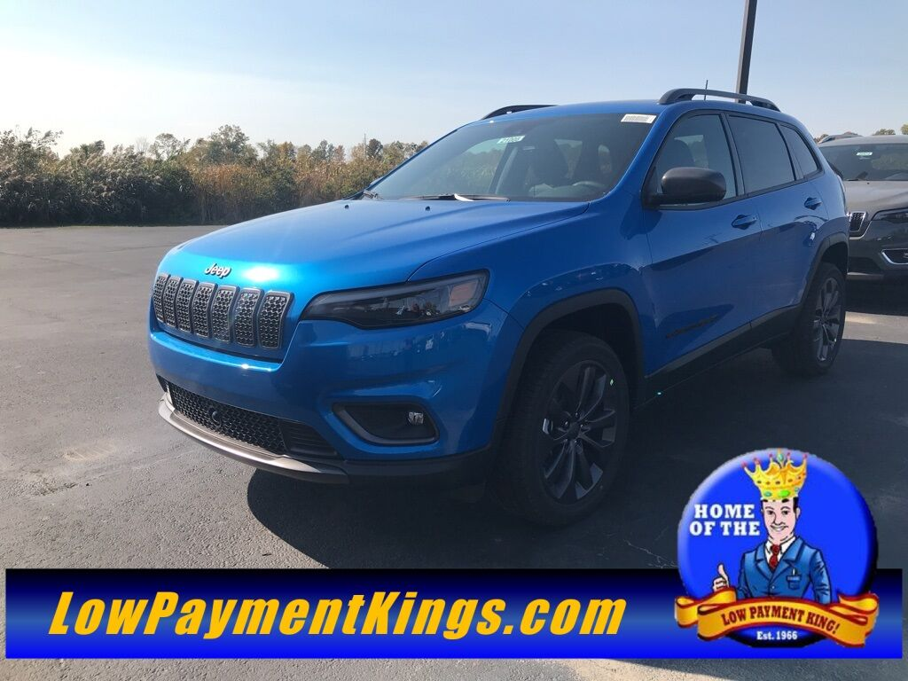 2021 Jeep Cherokee 80TH ANNIVERSARY FWD Shelby OH