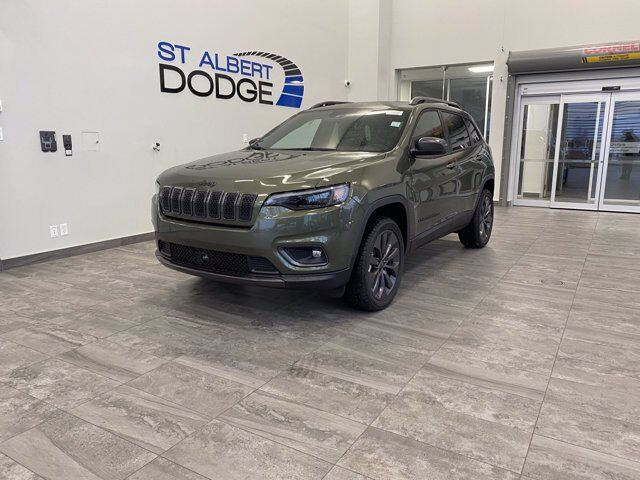 2021 Jeep Cherokee 80th Anniversary St. Albert AB