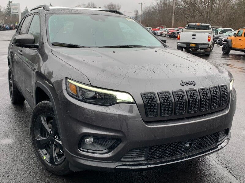 2021 Jeep Cherokee ALTITUDE 4X4 Little Valley NY