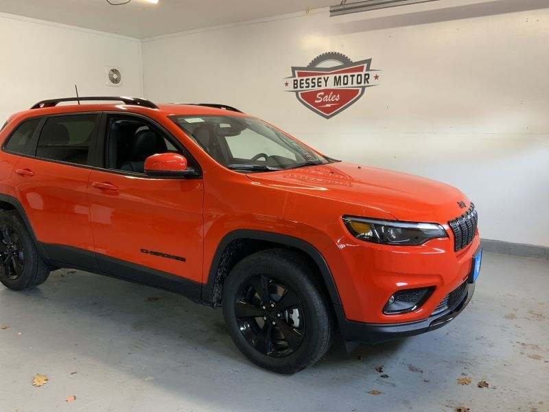 2021 Jeep Cherokee ALTITUDE 4X4 South Paris ME