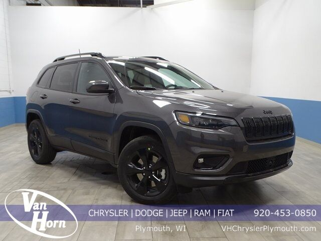 2021 Jeep Cherokee ALTITUDE 4X4 Plymouth WI