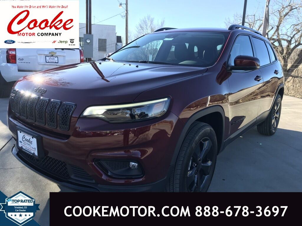 2021 Jeep Cherokee ALTITUDE 4X4 Trinidad CO