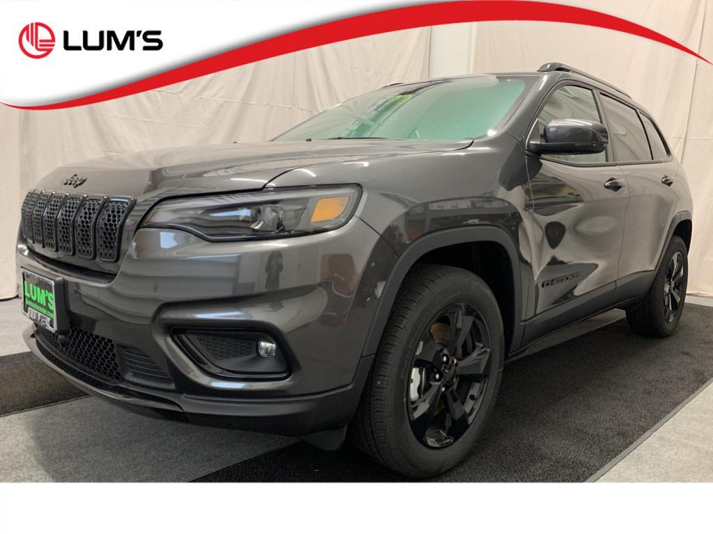 2021 Jeep Cherokee ALTITUDE 4X4 Warrenton OR