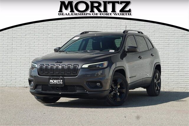 2021 Jeep Cherokee ALTITUDE FWD Fort Worth TX