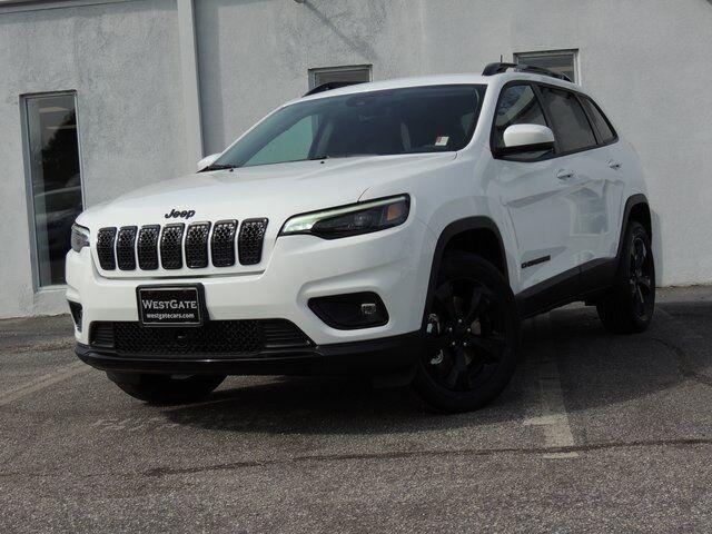 2021 Jeep Cherokee Altitude Raleigh NC