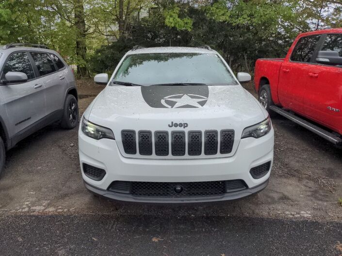 2021 Jeep Cherokee Freedom Owego NY