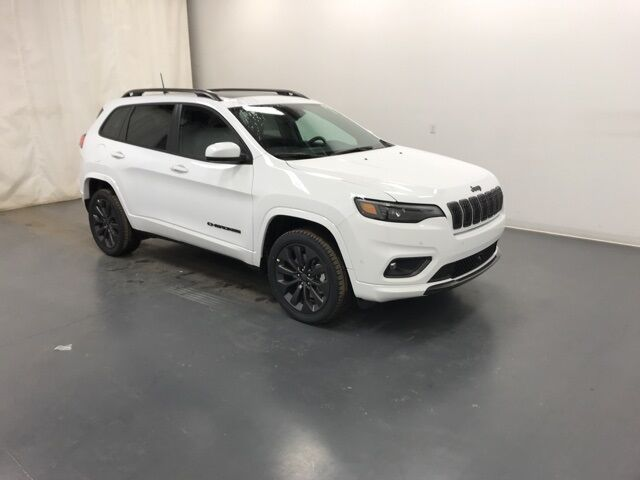 2021 Jeep Cherokee HIGH ALTITUDE 4X4 Holland MI