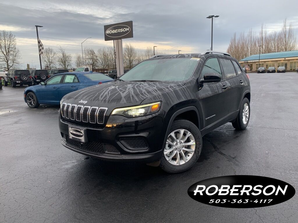 2021 Jeep Cherokee LATITUDE 4X4 Salem OR
