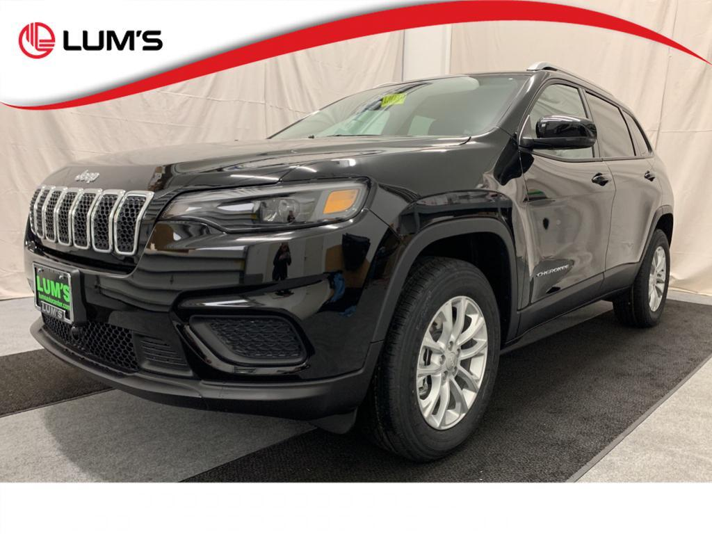2021 Jeep Cherokee LATITUDE 4X4 Warrenton OR