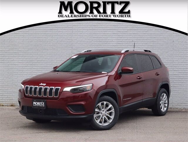 2021 Jeep Cherokee LATITUDE FWD Fort Worth TX