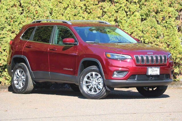 2021 Jeep Cherokee LATITUDE LUX 4X4 Albany OR