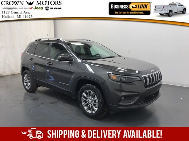 2021 Jeep Cherokee LATITUDE LUX 4X4 Holland MI