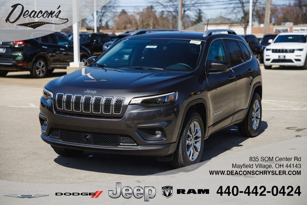 2021 Jeep Cherokee LATITUDE LUX 4X4 Mayfield Village OH