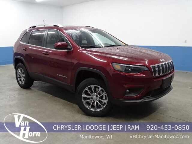 2021 Jeep Cherokee LATITUDE LUX 4X4 Manitowoc WI