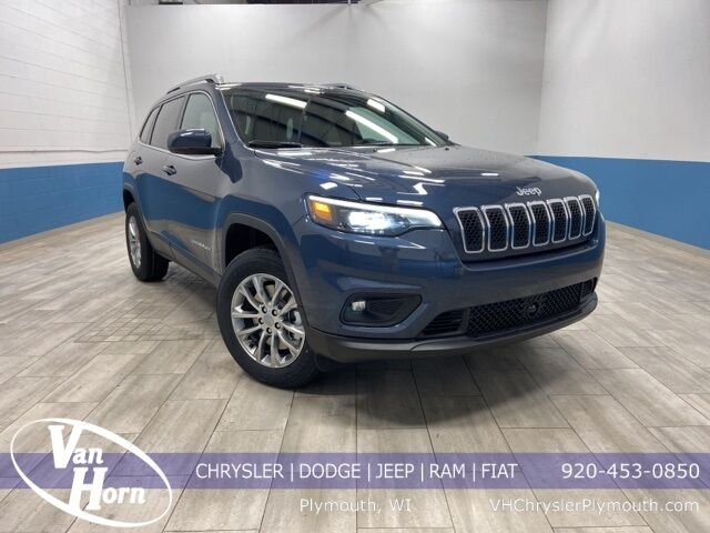 2021 Jeep Cherokee LATITUDE LUX 4X4 Plymouth WI