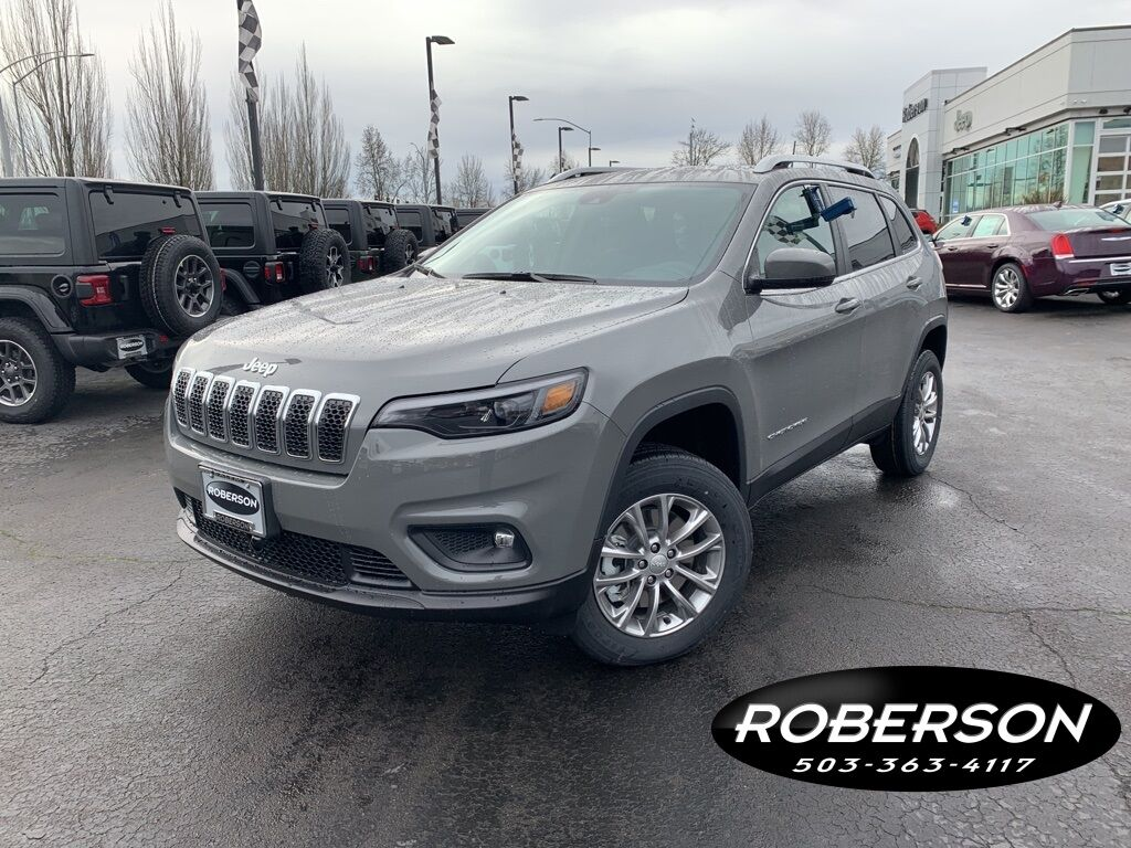 2021 Jeep Cherokee LATITUDE LUX 4X4 Salem OR