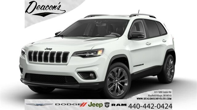 2021 Jeep Cherokee LATITUDE LUX 80TH ANNIVERSARY 4X4 Mayfield Village OH