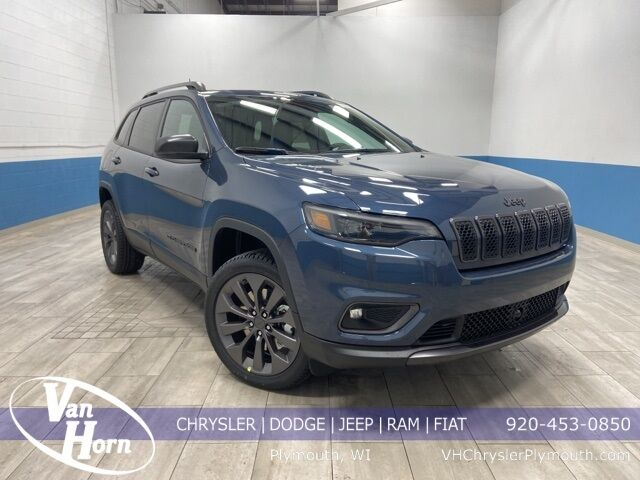 2021 Jeep Cherokee LATITUDE LUX 80TH ANNIVERSARY 4X4 Plymouth WI