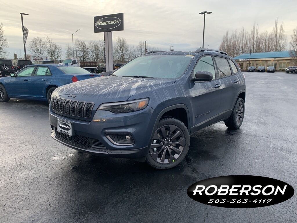 2021 Jeep Cherokee LATITUDE LUX 80TH ANNIVERSARY 4X4 Salem OR