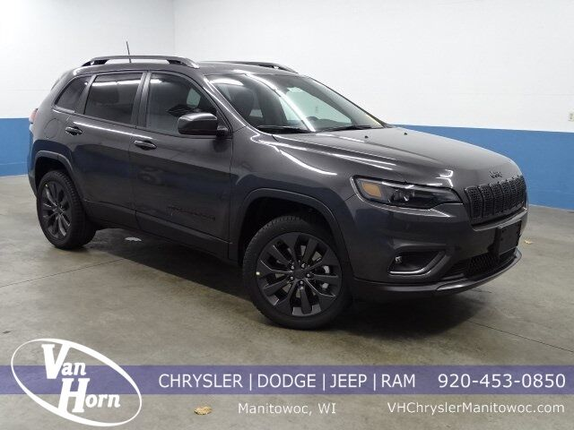2021 Jeep Cherokee LATITUDE LUX 80TH ANNIVERSARY FWD Manitowoc WI